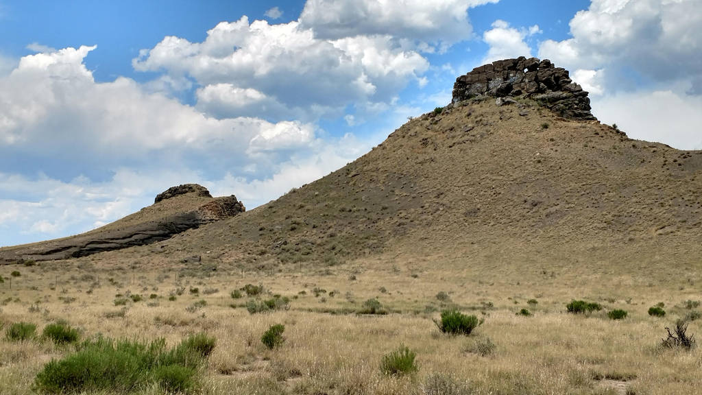 New Mexico lanscape by eclecticprismstudios