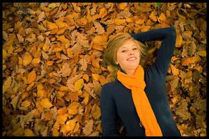 Miss autumn by mjagiellicz