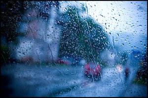 Rainy street by mjagiellicz