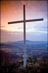 Cross by mjagiellicz