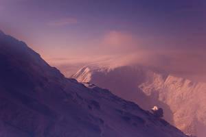 Mountain story by mjagiellicz