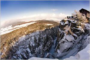 On the rock by mjagiellicz