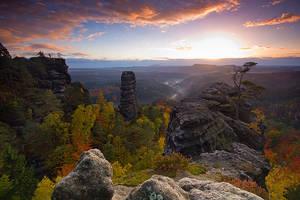 Saxon Switzerland 10 by mjagiellicz