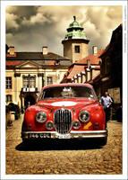Old Jaguar 2 by mjagiellicz