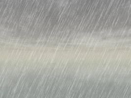 Unremitting Gray Rain Stock by Urceola