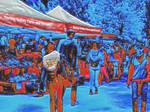 Farmer's Market Macabre by Urceola