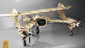 Albatross Fighter by Kurczak