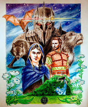 Lay of Luthien by Snow-Monster
