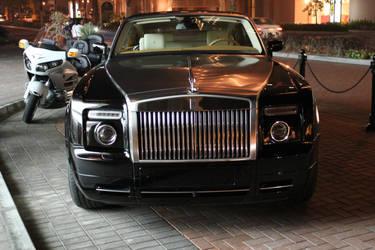 Rolls Royce Phantom Drophead Coupe by ramyk