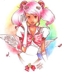 Chibi Usa - Sailor Moon by pico-chan