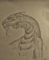 Elder Dragon by Lexinator117