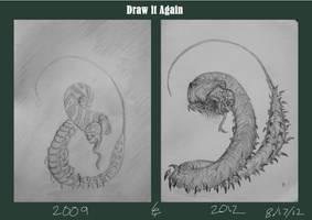Draw it again Centipede by Lexinator117