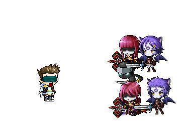 Unfair Battle Part 1 by keyblade-shadow