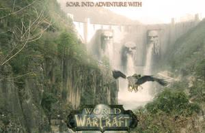 World Of Warcraft by ouiji
