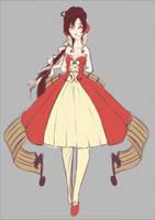 Alys - sadly unaccepted design by rika-dono