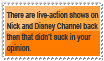 Dear Nick/Disney haters... by AaronMon97
