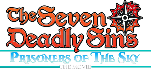 Seven Deadly Sins: Prisoners of the Sky ENG Logo by AaronMon97