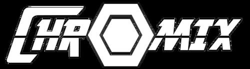 NEW Chromix Logo by AaronMon97