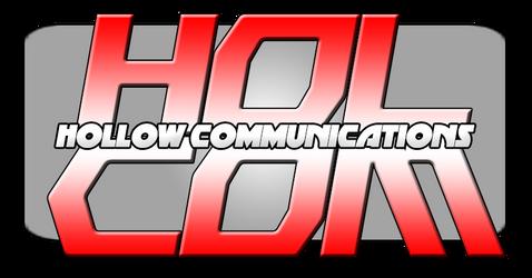 HOLCOM (Hollow Communications) Logo by AaronMon97