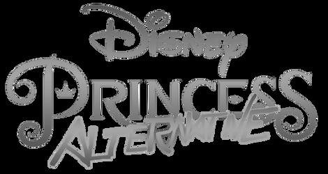 Disney Princess Alternative Logo by AaronMon97