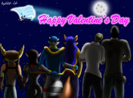 Happy Valentine's Day PlayStation by Playstation-Jedi