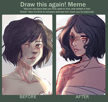 Meme  Before And After By Bampire D2xu044 by OctoProbz