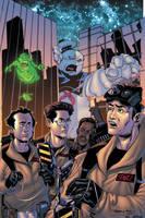 Ghostbusters by xXNightblade08Xx
