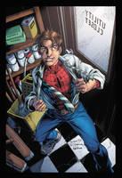 Ultimate Spiderman by xXNightblade08Xx