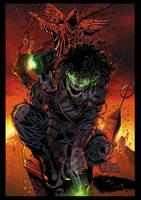 Evil Ernie #1 by xXNightblade08Xx