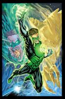 Green Lantern! by xXNightblade08Xx