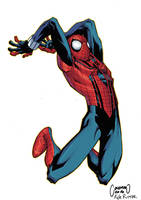 Ben Reilly by xXNightblade08Xx