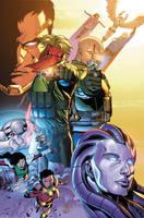 The New Authority by xXNightblade08Xx
