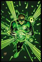Green Lantern by xXNightblade08Xx
