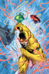 Flashpoint Reverse Flash by xXNightblade08Xx