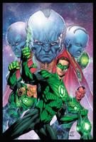 Green Lantern Movie by xXNightblade08Xx