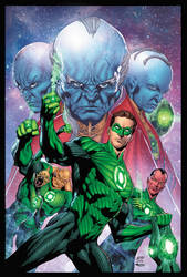 Green Lantern Movie by xXNightblade08Xx