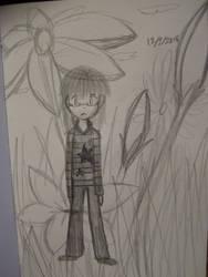 No idea what I was drawing XD by SuperMapleGirl