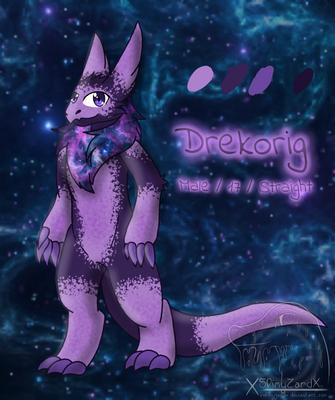 Drekorig The Nebuleon [Ref] by XSlimyZardX