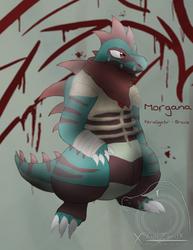 Morgana  Reference (Resubmission) by XSlimyZardX