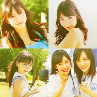 Mirukii - Sayanee - Minarun - Yukirin by SherryPea
