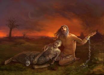 Last Man Remaining by KristinaGehrmann
