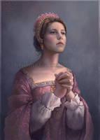 TudorQueens 6 - Catherine Parr by KristinaGehrmann