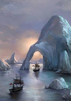 Icebound by KristinaGehrmann