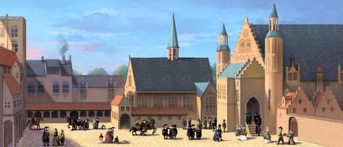 DenHaag c. 1630s by KristinaGehrmann