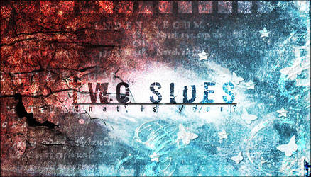 Two Sides by telles