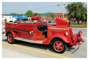 Burkesville Fire Department by TheMan268