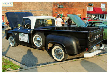 The Old Dodge Work Truck by TheMan268