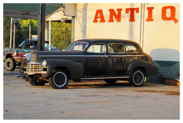 Old Time Limousine by TheMan268