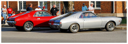 Two AMX's by TheMan268