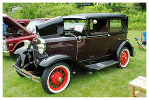 1931 Ford Model A by TheMan268